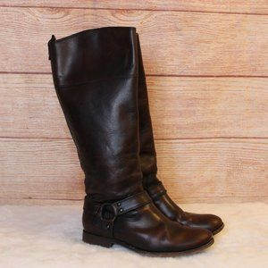FRYE | 8 EXTENDED CALF | Melissa Harness Boots